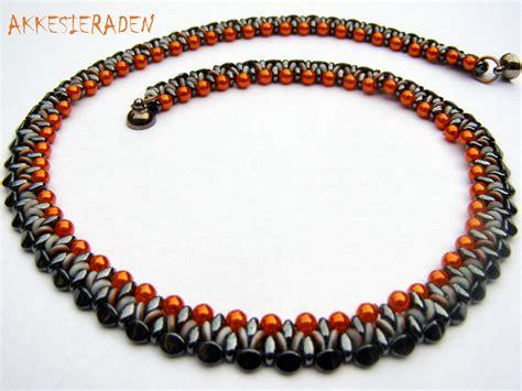 more o bead design with free pattern akkesieraden