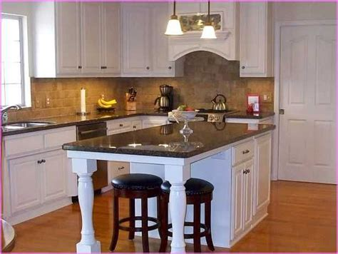 narrow kitchen island with seating at end search