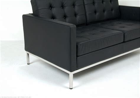 Sofa Comparison by Comparison Guide Florence Knoll Loveseat And Sofa