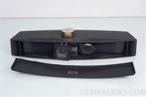 Bose Bookshelf Speaker Stands Bose Vcs 10 Center Channel Speaker As Is Damaged The