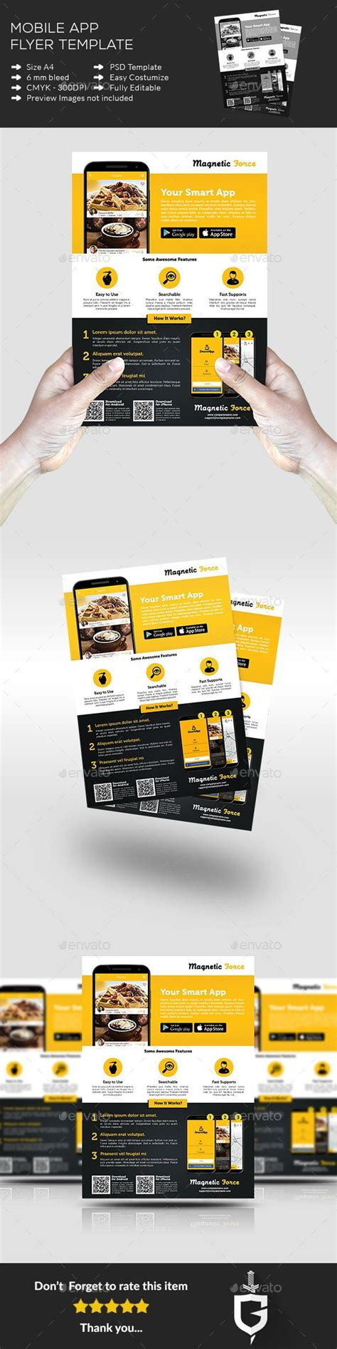 Mobile Flyer Template