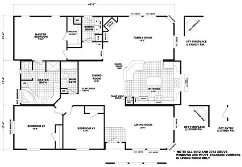 manufactured homes floor plans california trimont 40 x 48 1909 sqft mobile home factory select homes