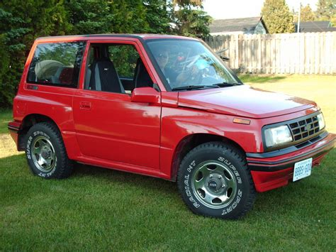 Fournzd 1990 Chevrolet Tracker Specs Photos Modification