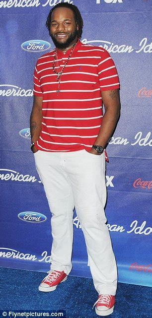 American Idol Contestant With Criminal Record American Idol 2012 Jermaine Jones Pays The Price Of His