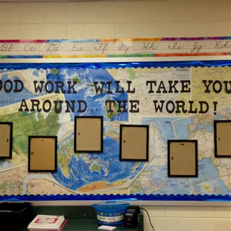 work themes 42 best classroom theme world images on