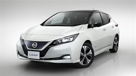 new nissan 2018 leaf new 2018 nissan leaf revealed the s electric car