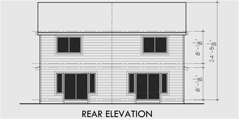 Two Story Duplex House Plans 2 Bedroom Duplex House Plans Two Storey Duplex House Plans