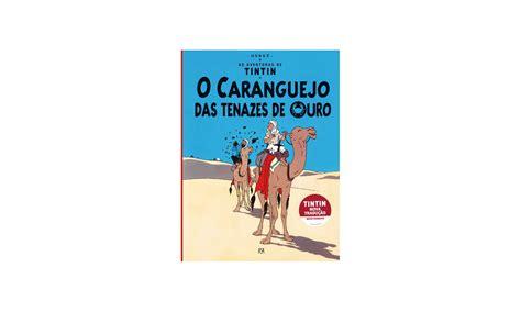 S A Volume 9 quot o caranguejo das tenazes de ouro quot volume 9 as aventuras