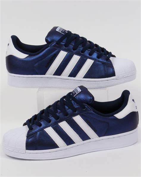 Adidas White Blue adidas superstar blue los granados apartment co uk