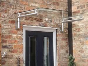 Doorway Canopies by Glass Door Canopies Glass Door Canopy