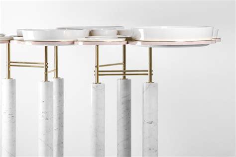 design milk table sayar garibeh s modern spin on a dining table design milk