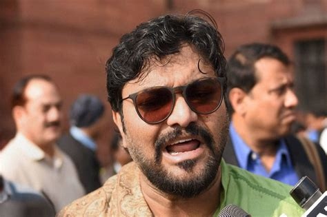 no water in house no water in my circuit house room alleges babul supriyo news18