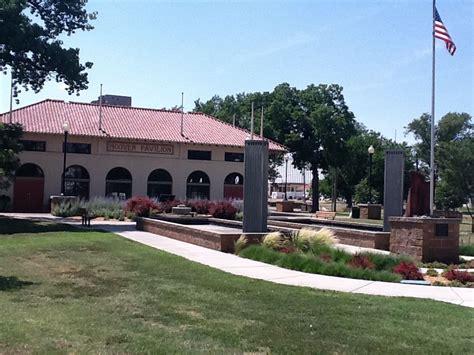 Garden City To Dodge City Dodge City Ks Official Website Parks Recreation