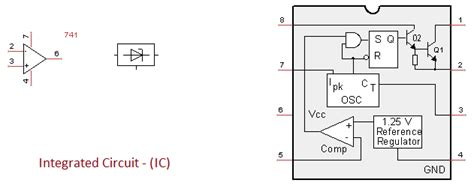 schematic symbol for integrated circuit servo motor schematic symbol