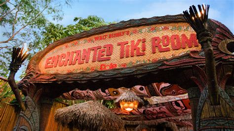 tiki tiki tiki room exclusive quot enchanted tiki room quot comic book announced by imagineers and marvel s disney kingdoms