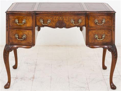 antique style writing desk walnut queen anne style writing desk antiques atlas