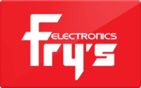 Fry S Gift Card Balance - sell fry s electronics gift cards raise