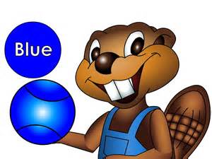 busy beaver colors quot electric colors quot learn 4 colours blue