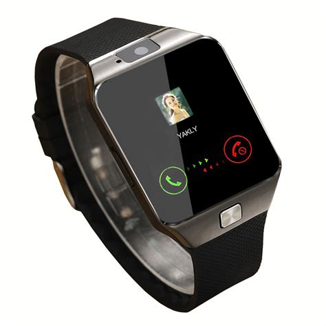 Smartwatch Iphone smart dz09 2016 gold orange white black smartwatch bluetooth watches for ios android