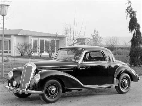 Bettdecke 220 X 220 by Mercedes 220 1951 Picture 01 1280x960
