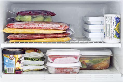 Freezer Untuk Frozen Food freezer fundamentals real simple