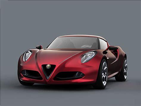 Alfa Romeo 4c Concept by Alfa Romeo 4c Concept Auto Pl