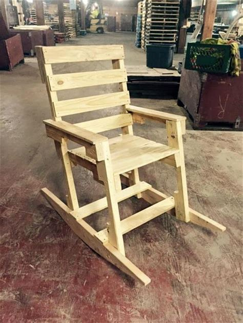 Ideas For Oak Rocking Chair Comfy Recycled Wooden Pallet Chair Plans Recycled Pallet Ideas