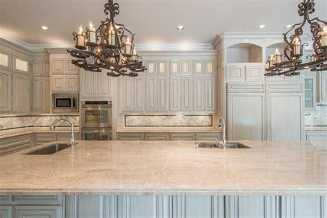 Kitchen Backsplash Accent Tile taj mahal quartzite kitchen dallas traditional