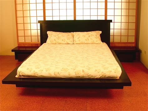 japanese bed japanese style bed a combination of simplicity