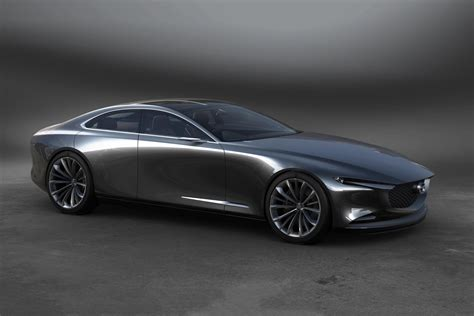 is mazda a japanese car mazda vision coupe concept is like a japanese