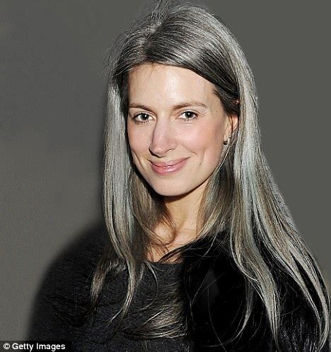 why i gor grey hair in my 30s ghosts what do you think of grey hair hair romance