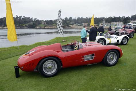 maserati 350s chassis 3502 1956 maserati 350s chassis information