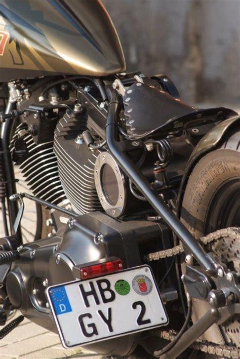 Harley Davidson 0086 harley davidson tgs hardtail motorrad fotos motorrad bilder