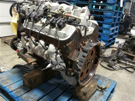 rv chassis parts used chevy vortec 8100 8 1l engine with rv chassis parts used chevy vortec 8100 8 1l engine for sale rv gasoline engines chevrolet