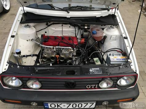 Golf 2 Rally Auto by Volkswagen Golf Gti 16v Rally Autos Verkaufen