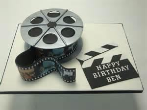 film reel cake celebration cakes cakeology