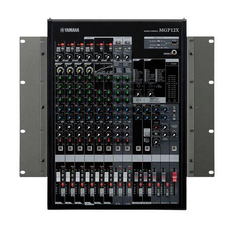 Mixer Yamaha 4 Chanel yamaha mgp12x 171 mixer
