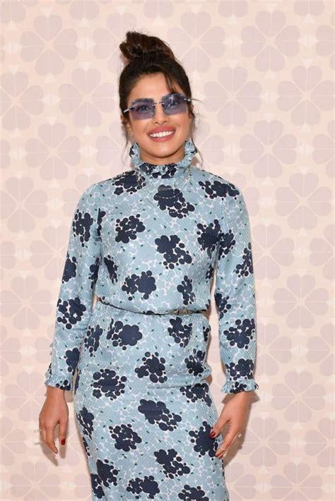 priyanka chopra fashion show video priyanka chopra kate spade fashion show in nyc