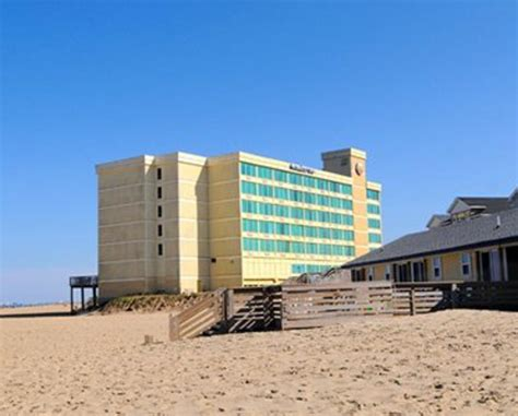 comfort inn south bay view or oceanfront room hot breakfast in nags head