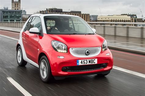 smart fortwo cabrio  passion review auto express