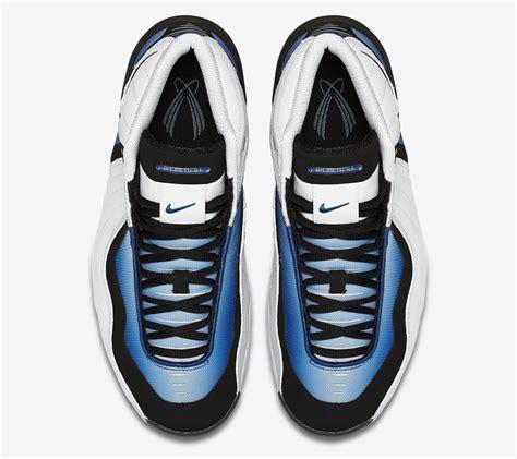 Retro Le by Nike Air 3 Le Kevin Garnett White Blue 2015 Sneaker Bar