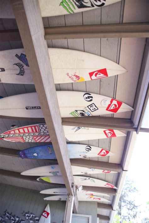 Surfboard Garage Storage Ideas 1000 Images About Garage On Surfboard Storage