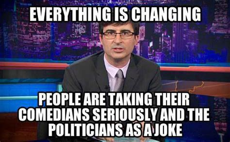 John Oliver Memes - i know i d be an absolutely horrendous p by john oliver
