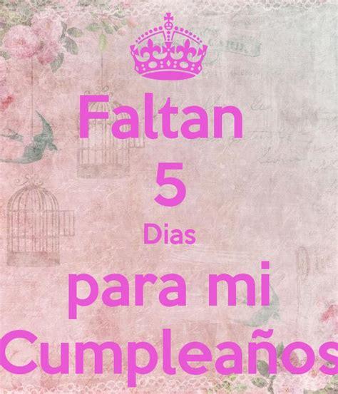 www imagenes de mi cumpleaños faltan 5 dias para mi cumplea 241 os png 600 215 700 mi