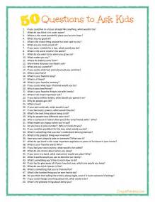 crayon freckles 50 questions to ask plus free