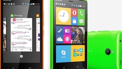 Hp Nokia Android X2 Terbaru harga android nokia x harga nokia x android terbaru