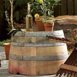 Barrel Garden Furniture by Barrel Garden Furniture How To Build Diy Woodworking