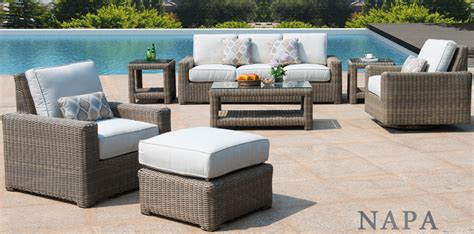 napa patio furniture napa patio furniture ktrdecor