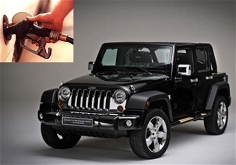 Jeep Per Gallon Jeep Wrangler Fuel Consumption Per Gallon Or Litres