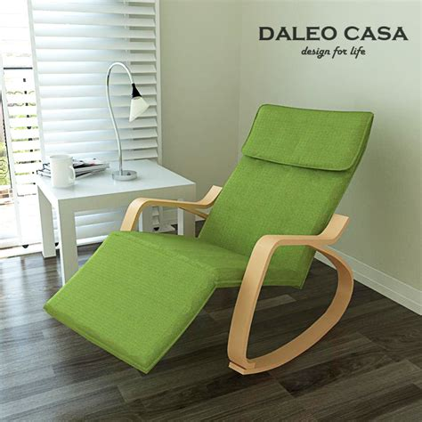 ikea recliner chair daleo casa ikea style solid wood single fabric fashion